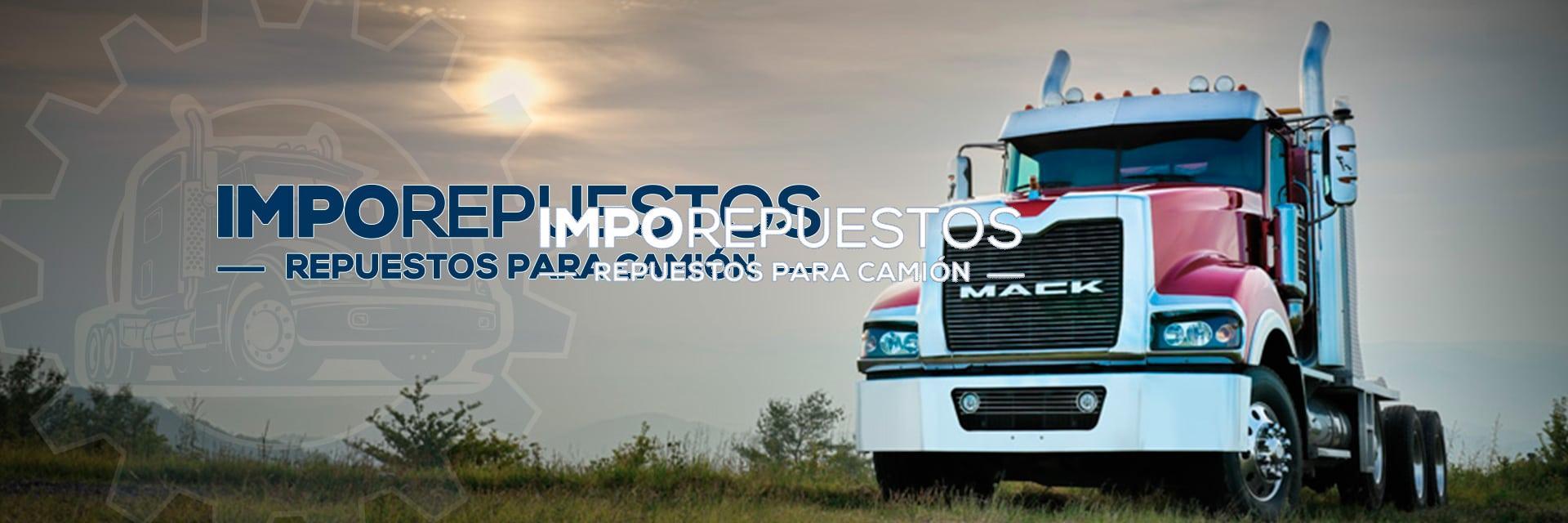 imporepuestos para camion