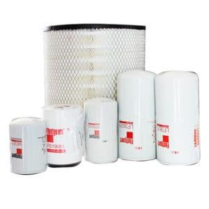 kit de filtros motor columbia - detroit